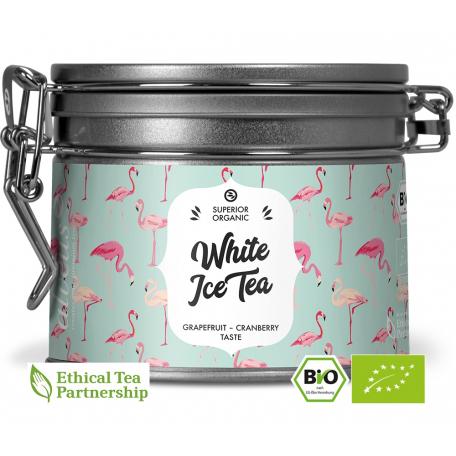 WHITE ICE TEA - 100g