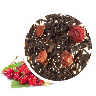 4 FRUITS ROUGES - 100g