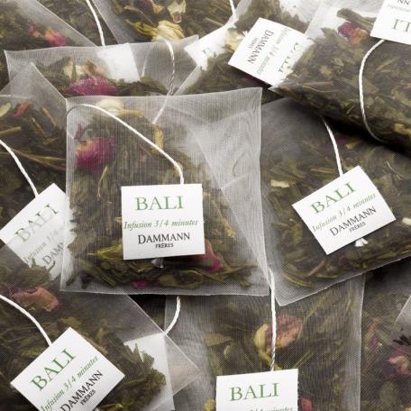 BALI - Boite 25 sachets Cristal individuels