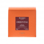 ROOIBOS ORIENTAL - Boite 25 sachets Cristal individuels