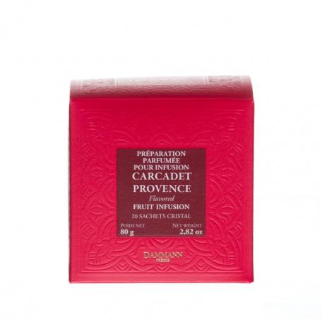 PROVENCE - Boite 20 sachets Cristal individuels