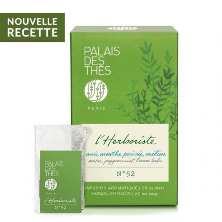 HERBORISTE n°52 - 20 Mousselines