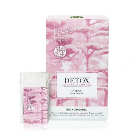 DETOX JAPONAISE - 20 Mousselines