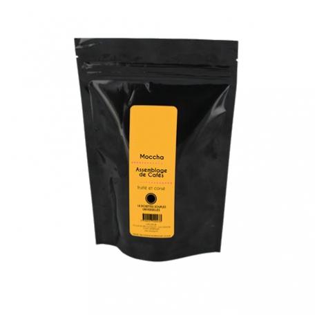 Café MOCCHA - 18 dosettes