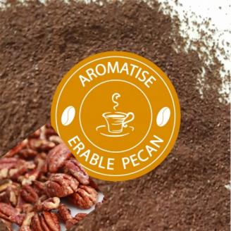Café ERABLE & NOIX DE PECAN - moulu