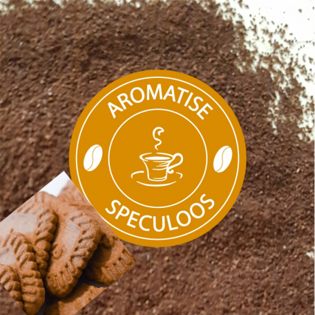 Café SPECULOOS - 18 dosettes