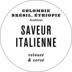 Café SAVEUR ITALIENNE - Lot 2x250 g moulu