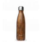 BOUTEILLE QWETCH - WOOD - 500ml
