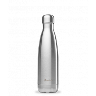 BOUTEILLE QWETCH - INOX BROSSE - 500ml