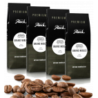 Café GRAINS NOBLES - LOT 4x250 g GRAINS